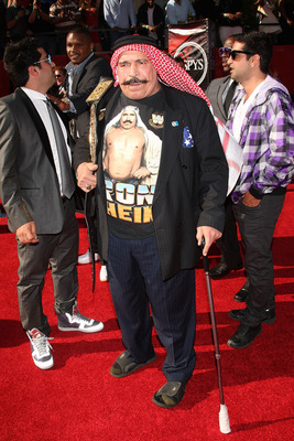 The Iron Sheik in 2009