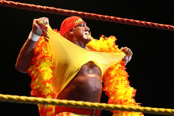 Hulk Hogan brought down a media storm on the WWF.
