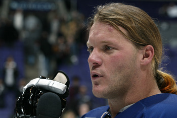 "Chris Jericho: Winner of the ""best WCW drug testing story"" contest."