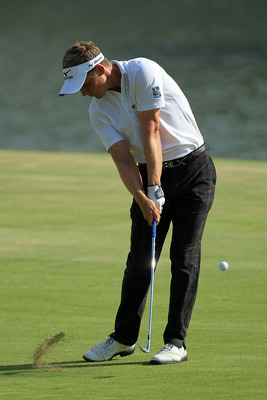 Luke Donald, World Number One