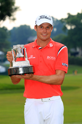 Nick Watney, A T & T National Winner 2011