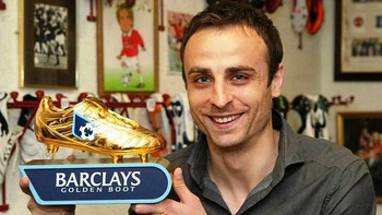 Dimitar Berbatov - Joint Golden Boot Winner (2010-11)