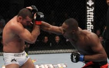 Jon Jones destroying Mauricio Rua