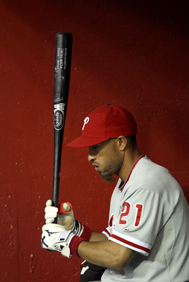 After originally being signed to a minor league deal, Wilson Valdez emerged to take the utility role with the Phils.