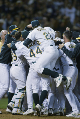 2002 Oakland A's Winning Streak http://bleacherreport.com/articles/807610-best-second-half-performances-in-the-past-10-seasons