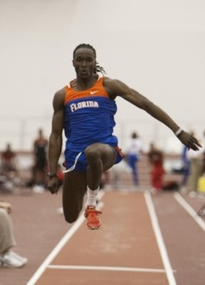 Will Claye (UF Communications)