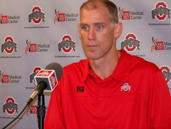Chris Jent returning to Ohio State University as an Assistant Coach