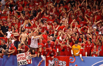 "The Mighty Utah Student Section, or simply ""The MUSS,"" will give the Utes an extra push as PAC-12 opponents come to Rice-Eccles Stadium."