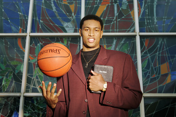 Wayne Simien before the 2005 NBA Draft