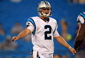 Clausen is the only Panthers quarterback to lead two touchdown drives this preseason.