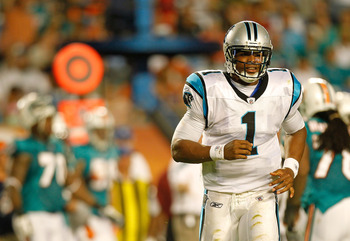 Newton has failed to lead the Panthers on a touchdown drive