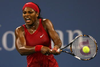 Serena battled to a memorable victory