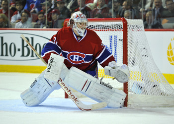 Carey Price continues his impressive development into an elite goaltender.