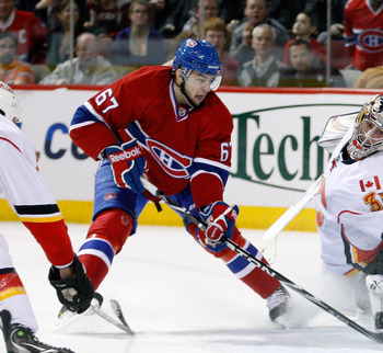 Max Pacioretty has made an impact as a true power forward.