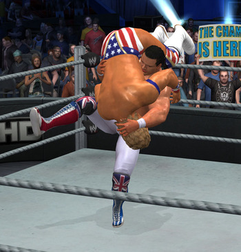 Running Powerslam, ftw!