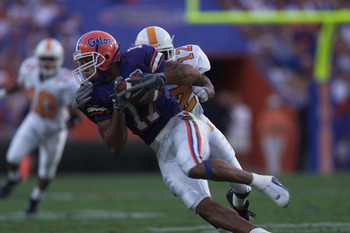 The 2001 Florida Gators had the top offense in the nation.