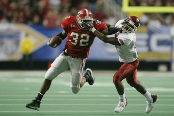 Georgia won the 2002 SEC Championship