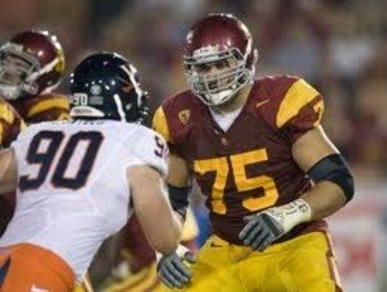 Returning Left Tackle starter Matt Kalil leads the USC offensive line