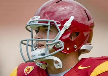 QB Matt Barkley is the leader of the USC offense