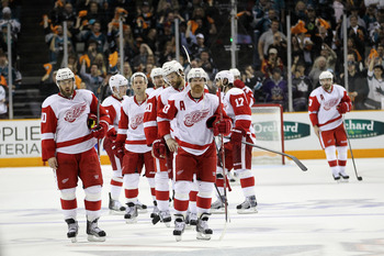 The Detroit Red Wings and the Chicago Blackhawks have one of the oldest rivalries in sports.