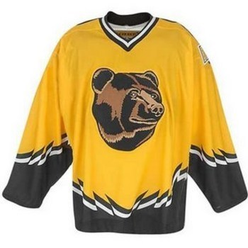628fd61a1 Little help ( Did Tim Thomas ever wear the Bruins Pooh jersey) - NHL ...