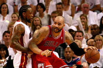 What will the Bulls do with Boozer?