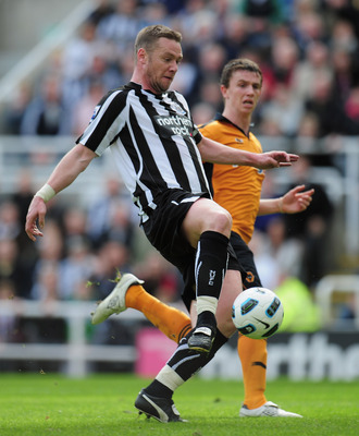 Kevin Nolan, formerly of Newcastle United