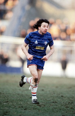 Undated:  Mickey Thomas of Chelsea in action. Mandatory Credit: David Cannon/ALLSPORT