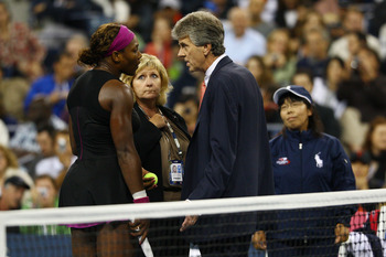 Serena ousted in 2009 US Open