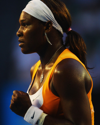 Serena determined to win