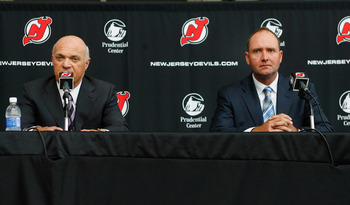 Has Lou Lamoriello found the right man?