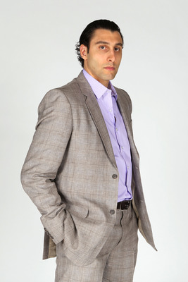 LAS VEGAS, NV - JUNE 22:  Roberto Luongo of the Vancouver Canucks poses for a portrait during the 2011 NHL Awards at the Palms Casino Resort June 22, 2011 in Las Vegas, Nevada.  (Photo by Jeff Gross/Getty Images)