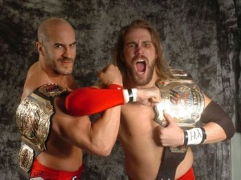 Could they soon be the Kings of the WWE Tag Team division?