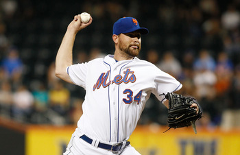 Mike Pelfrey can be a streaky pitcher. A good streak can help a contender.