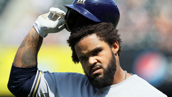 Milwaukeeans hope this isn't Fielder's swan song in Brewer blue.