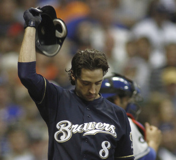 Ryan Braun is having a typical year, which bodes well for the Brew-Crew.