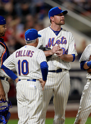 Mike Pelfrey has made Terry Collins' life difficult as of late