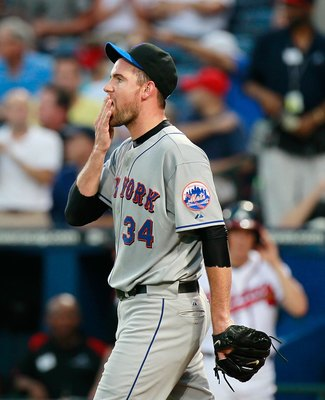 Mike Pelfrey has developed a fragile psyche in New York
