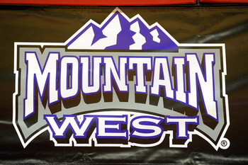 Old Mountain West Conference Logo