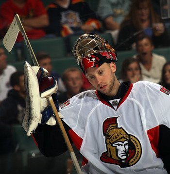 Craig Anderson is gaining popularity in the polls in Ottawa