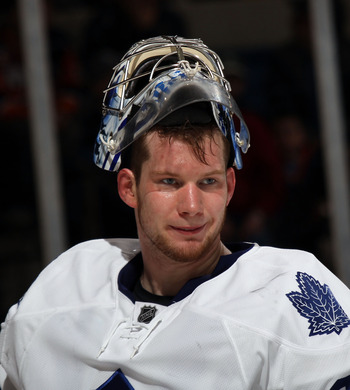 James Reimer is being asked to return Toronto to its glory days