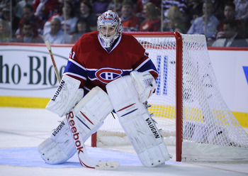 Can Carey Price become the best goaltender in the division?