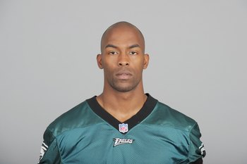 PHILADELPHIA - 2009:  Lorenzo Booker of the Philadelphia Eagles poses for his 2009 NFL headshot at photo day in Philadelphia, Pennsylvania.  (Photo by NFL Photos)