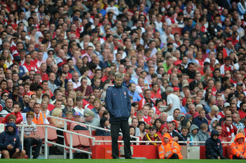 Arsene Wenger: Arsenal vs Liverpool