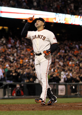 Giants need more of these moments from Beltran