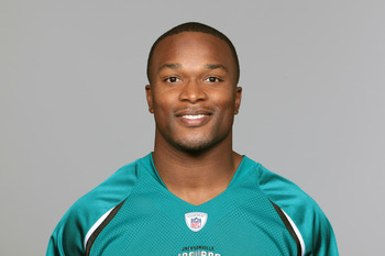 JACKSONVILLE, FL - CIRCA 2010:  In this handout photo provided by the NFL,  Montell Owens of the Jacksonville Jaguars poses for his 2010 NFL headshot circa 2010 in Jacksonville, Florida. (Photo by NFL via Getty Images)