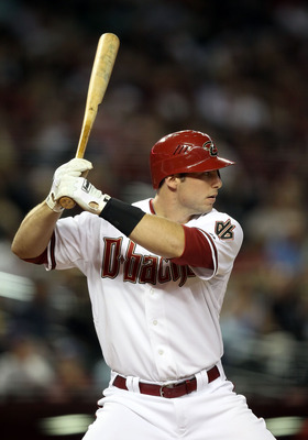 PHOENIX, AZ - AUGUST 05:  Paul Goldschmidt #44 of the Arizona Diamondbacks bats against the Los Angeles Dodgers during the Major League Baseball game at Chase Field on August 5, 2011 in Phoenix, Arizona.  The Dodgers defeated the Diamondbacks 7-4.  (Photo