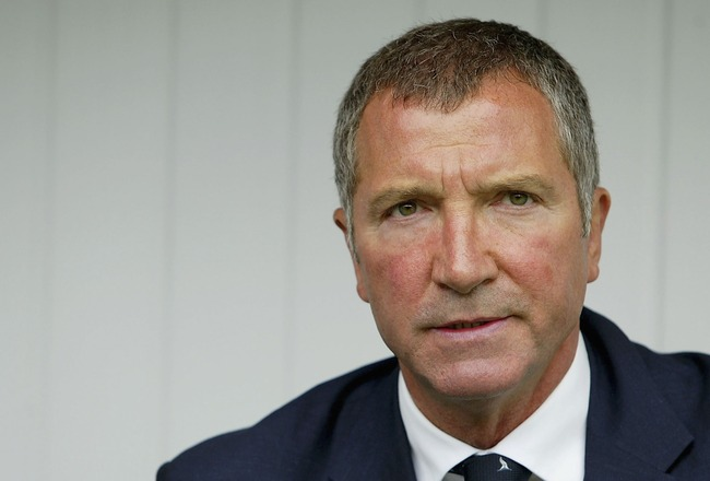NEWCASTLE, ENGLAND - JULY 23: Graeme Souness manager of Newcastle United is pictured during the UEFA Intertoto Cup Third Round Second Leg match between Newcastle United and FK ZTS Dubnica at St.James Park on July 23, 2005 in Newcastle, England. (Photo by