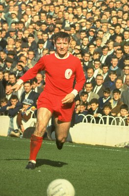 Tommy Smith, arguably Liverpool's Best Ever in this role