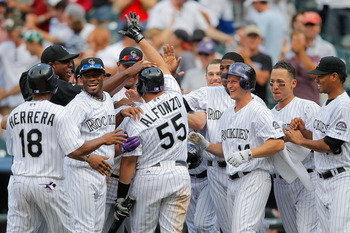 The Rockies have done it before. Can they be baseball's miracle team again?